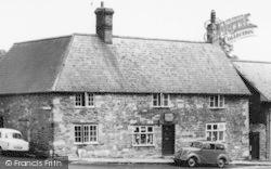 Abbotsbury, West Street, Tea Rooms And Gift Shop  c.1965