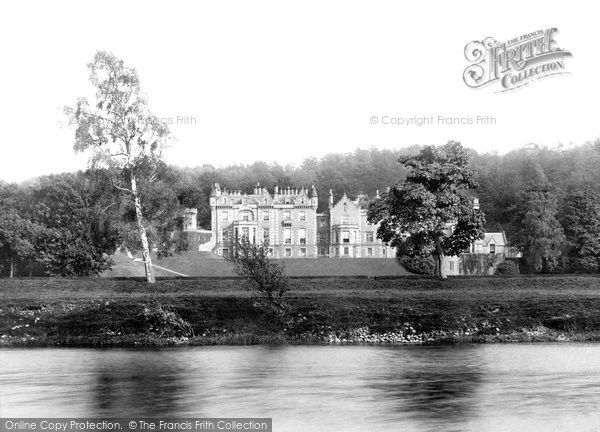 Photo of Abbotsford, Abbotsford  House 1897, ref. 39198