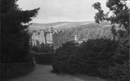 Abbotsford, House, Home Of Sir Walter Scott  c.1950