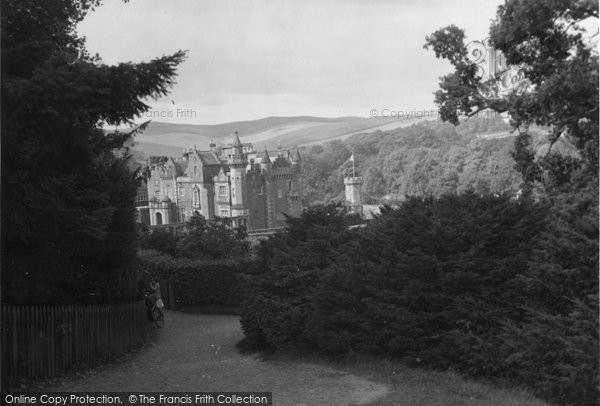 Photo of Abbotsford, House c1950, ref. a92003