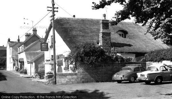 Photo of Abbotsham, The New Inn c.1965