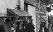 Abbotsham, The Post Office 1906
