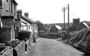 Abbotsham, the Village and Church c1960