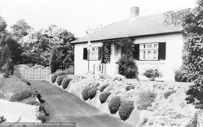 Photo of Abbotts Ann, Jasmine Cottage c.1960