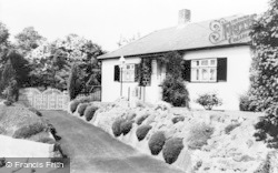 Abbotts Ann, Jasmine Cottage c.1960