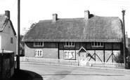 Abbotts Ann, School House c.1955