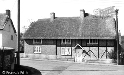 Abbotts Ann, School House c.1955