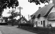 Abbotts Ann, The Village 1951