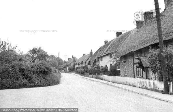 Abbotts Ann, The Village c.1955