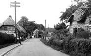 Abbotts Ann, The Village c.1960