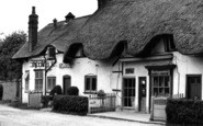 Abbotts Ann, The Village Shops c.1960