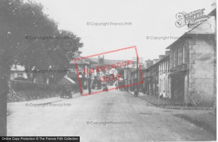 Photo of Aberaeron, Alban Square c.1930