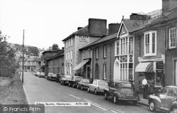 Aberaeron, Alban Square c.1965