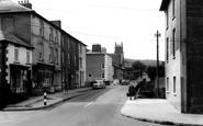 Aberaeron, Bridge Street c.1960