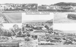 Aberaeron, Composite c.1955
