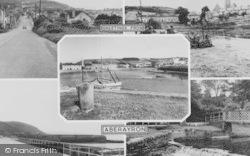Aberaeron, Composite c.1960