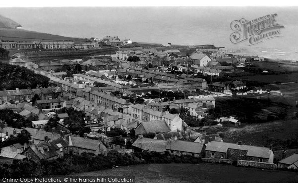 Photo of Aberaeron, General c.1925