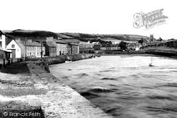 Aberaeron, Harbour c.1939