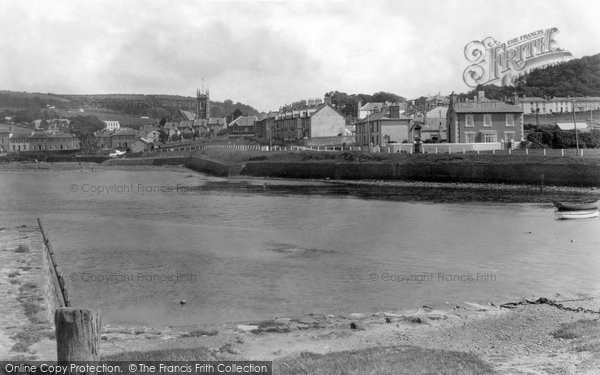 Photo of Aberaeron, Harbour c.1939