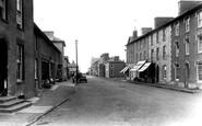 Aberaeron, Market Street c.1925