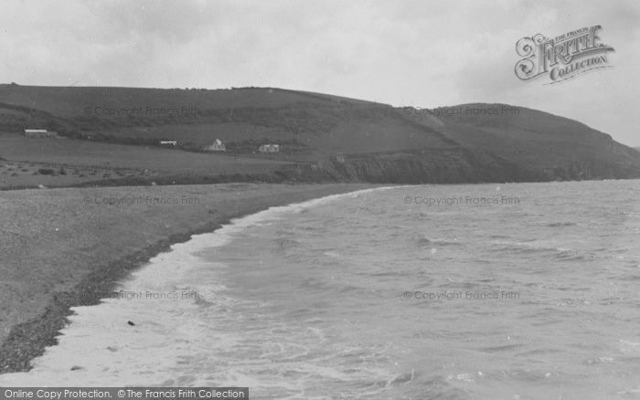 Photo of Aberaeron, The Beach c.1939