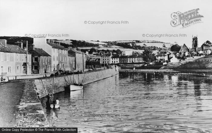 Photo of Aberaeron, The Habour c.1965