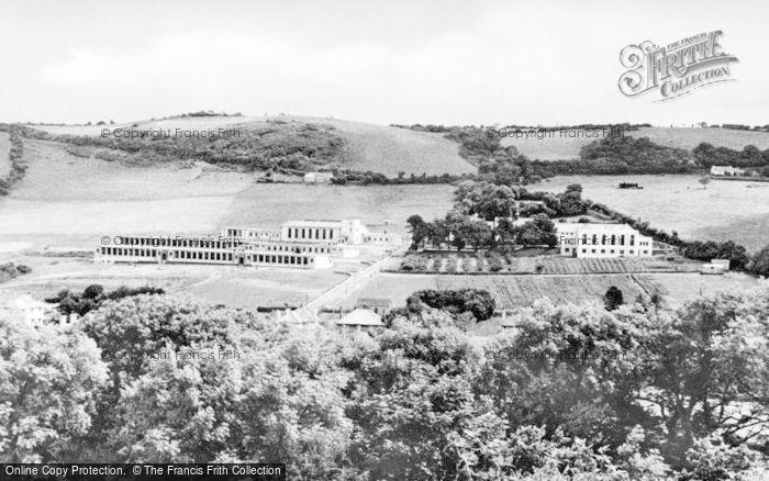 Photo of Aberaeron, The New School c.1965