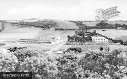 Aberaeron, The New School c.1965