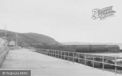 Aberaeron, The Promenade c.1955