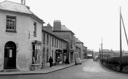 Aberaeron, Town c1955