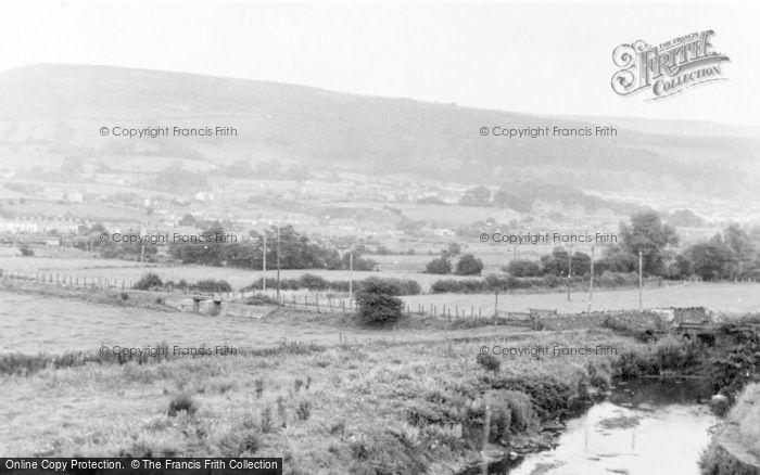 Photo of Aberaman, A View Of Cwmbach c.1964