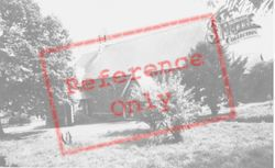 Aberaman, St Margaret's Church c.1964