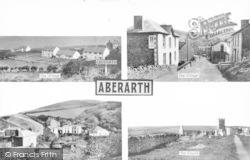 Aberarth, Composite c.1950