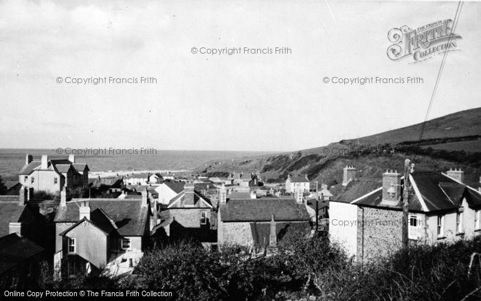 Photo of Aberarth, General View c.1955