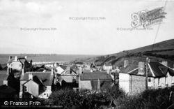 Aberarth, General View c.1955