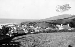 Aberarth, General View c.1965