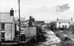 Aberarth, The River c.1950
