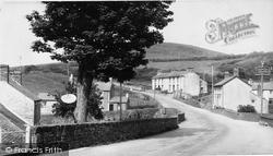 Aberarth, The Village c.1955