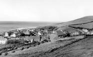 Aberarth, Village c.1965