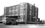 Aberavon, Jersey Beach Hotel c.1938