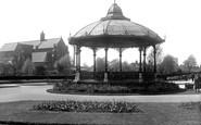 Aberavon, The Bandstand 1938