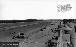 The Beach c.1965, Aberavon