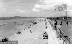 Aberavon, The Beach c.1965
