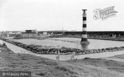 Aberavon, The Boating Pool c.1965