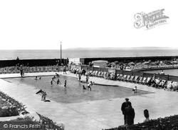 Aberavon, The Paddling Pool c.1965
