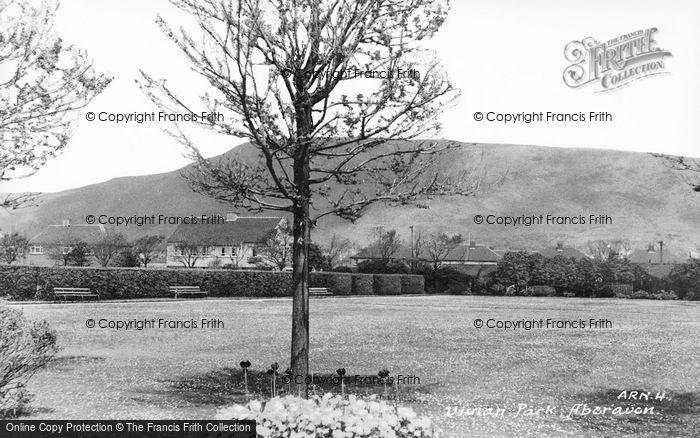 Photo of Aberavon, Vivian Park c.1955