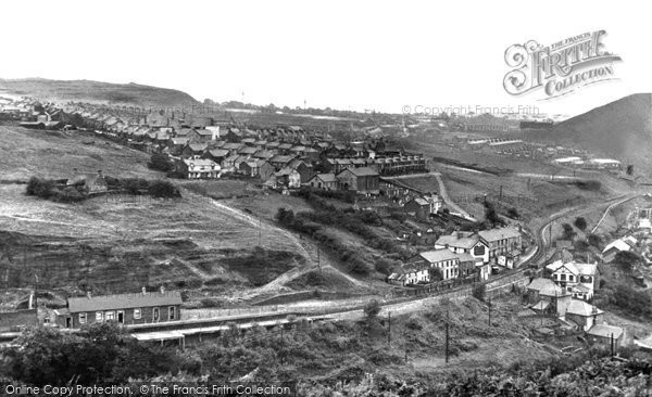 Photo of Aberbargoed, c.1960