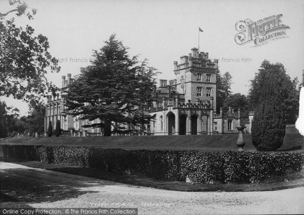 Photo of Abercairny, 1899