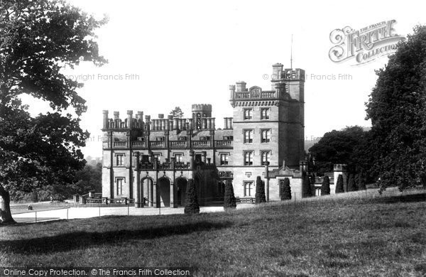 Photo of Abercairny, House 1899