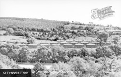 Abercarn, Baths And Persondy c.1955